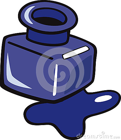 Ink clipart #7