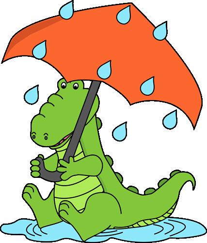 Season clipart wet weather #15