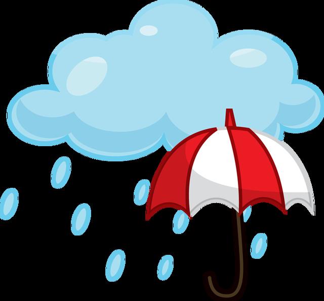Rain clipart Clipart Its Raining Rain cliparts