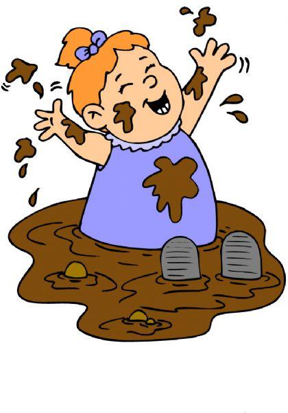 Feet clipart muddy shoe Clipart cliparts Muddy Muddy