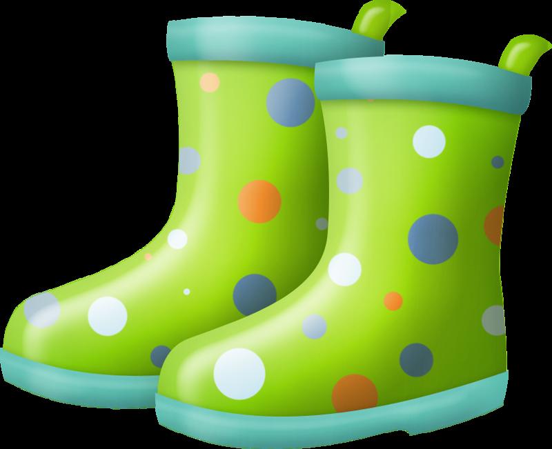 Shoe clipart rainy #11