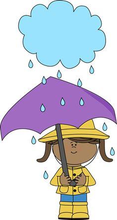 Umbrella clipart child Clipart Under Pinterest Girl art