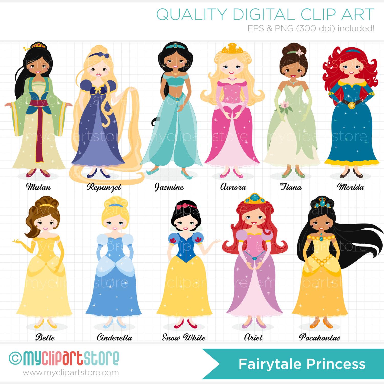 Princess clipart snow white Download White Digital Clip Clipart