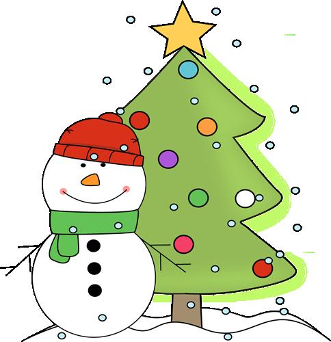 Snowman clipart xmas Christmas the Christmas in Snow