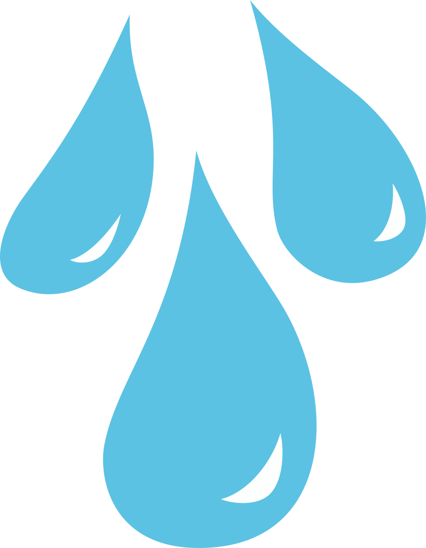 Water Droplets clipart rain droplet #3