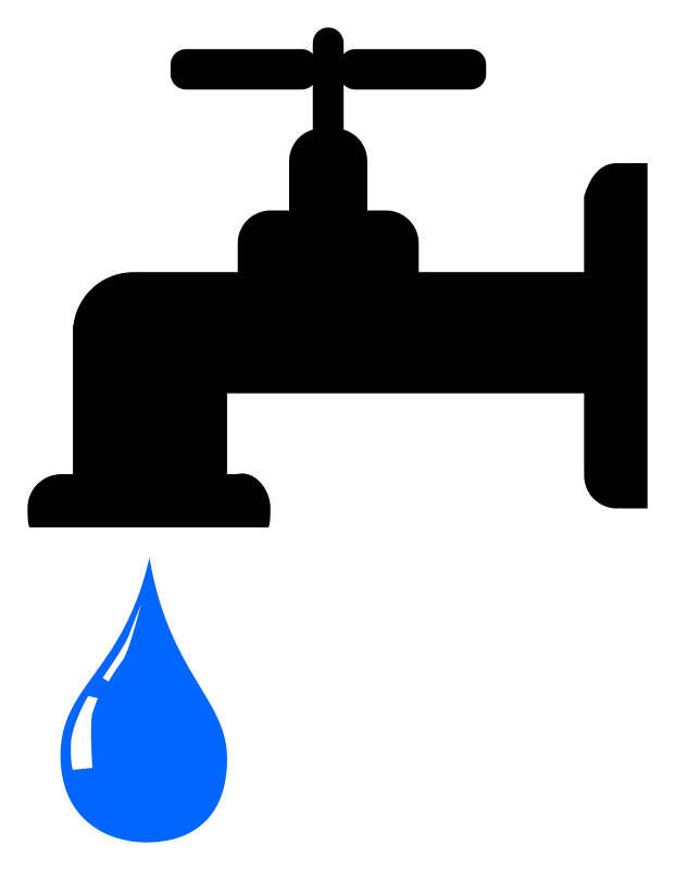 Fawcet clipart water pipe #3