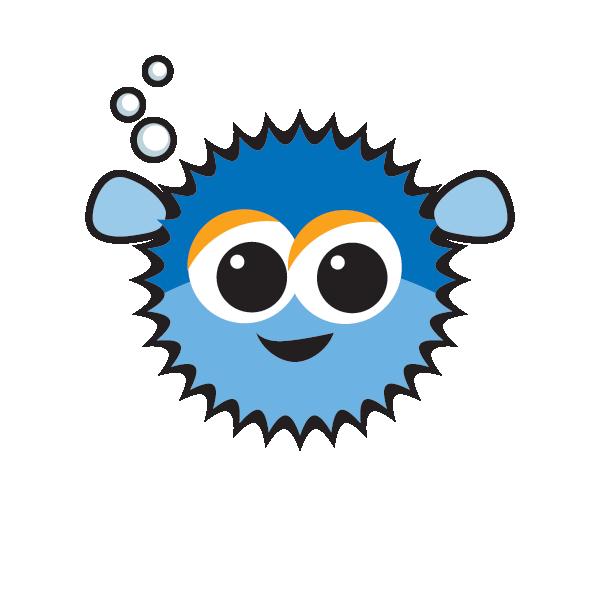 Pufferfish clipart Clipartion #24202 fish Puffer com