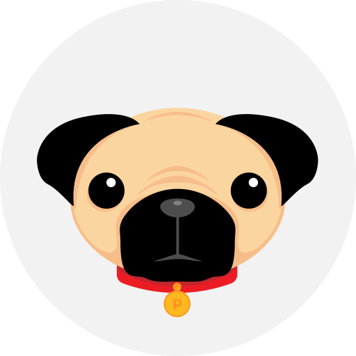Pug clipart PNG Download transparent Pug StickPNG