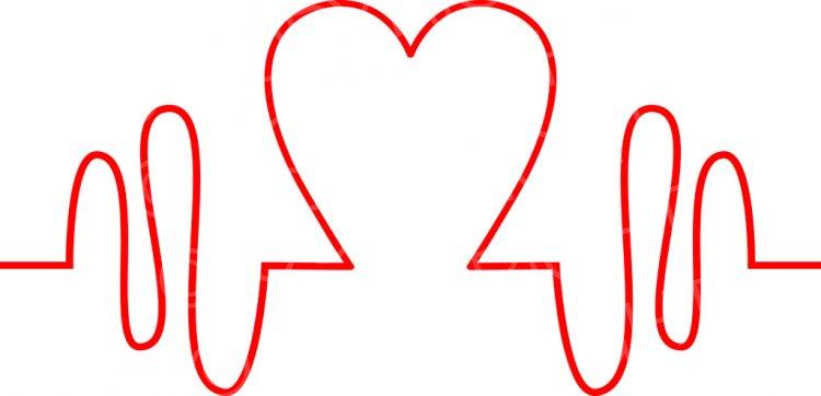 Pulse clipart Heartbeat  Clip Monitor Icon