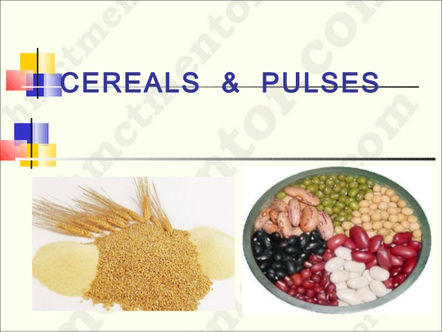 Pulse clipart cereal #6