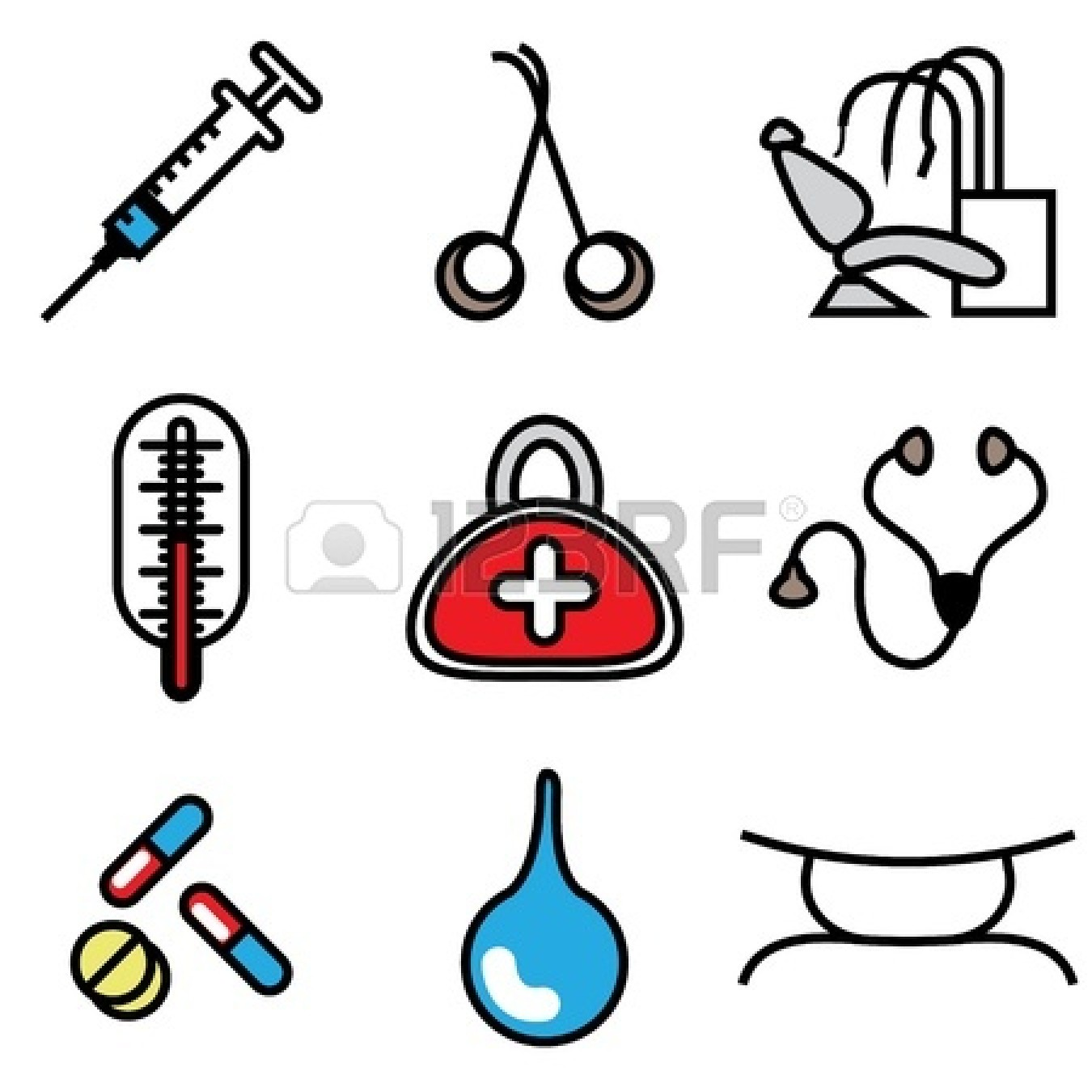 Medicine clipart item On Art Doctor Medical Free