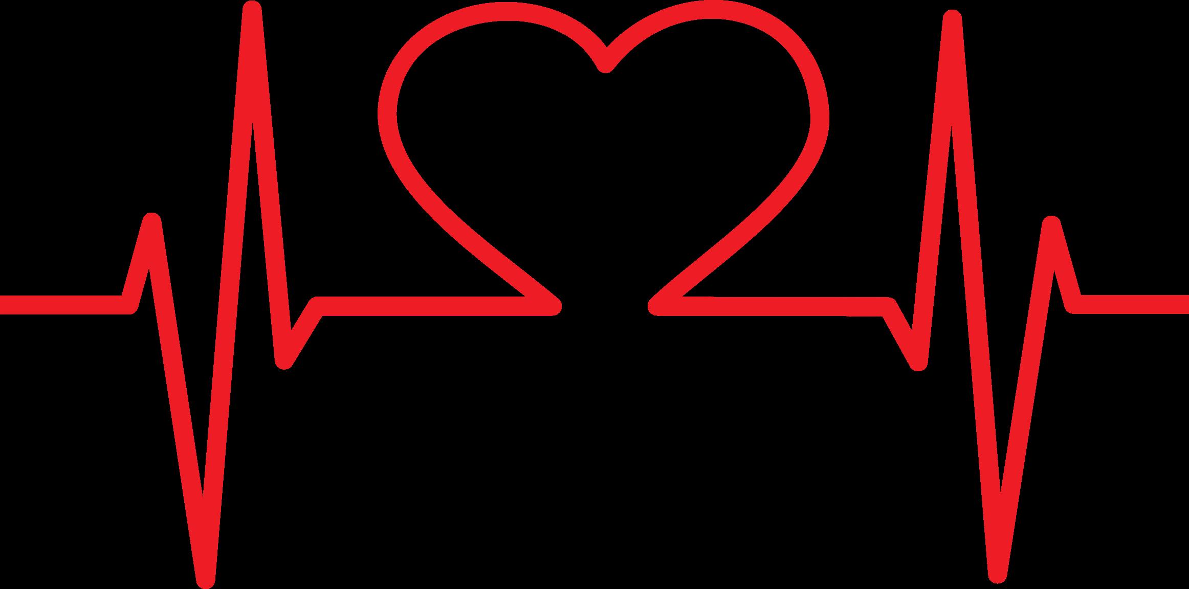 Beats clipart ekg rhythm Heart EKG EKG Clipart Heart