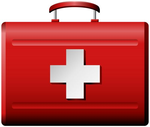 Red Cross clipart medical office #1