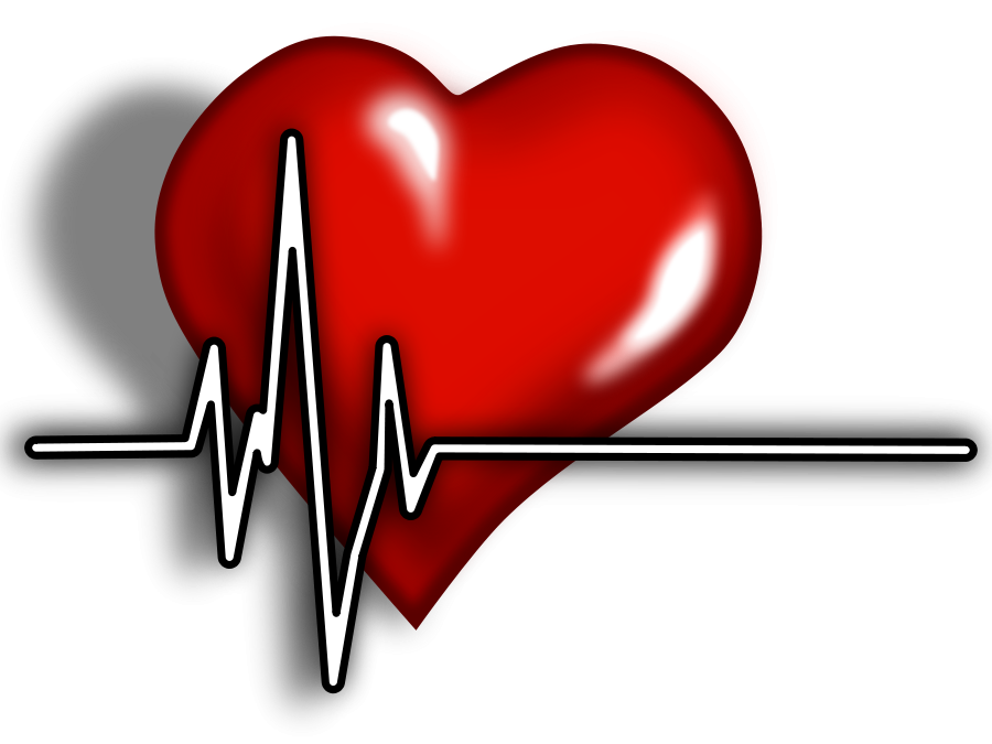 Hearts clipart joined Training Cardio medical heart Collection
