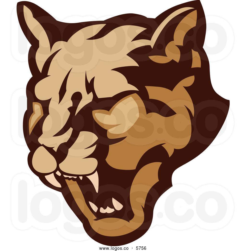 Puma clipart Puma Head Head Clipart Download