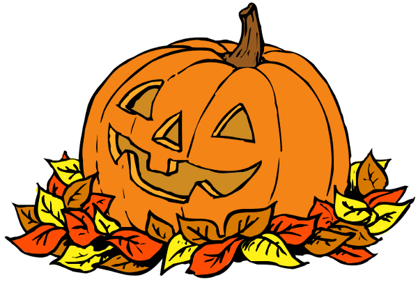 Leaves clipart halloween 5 Png Clipartion Images Images
