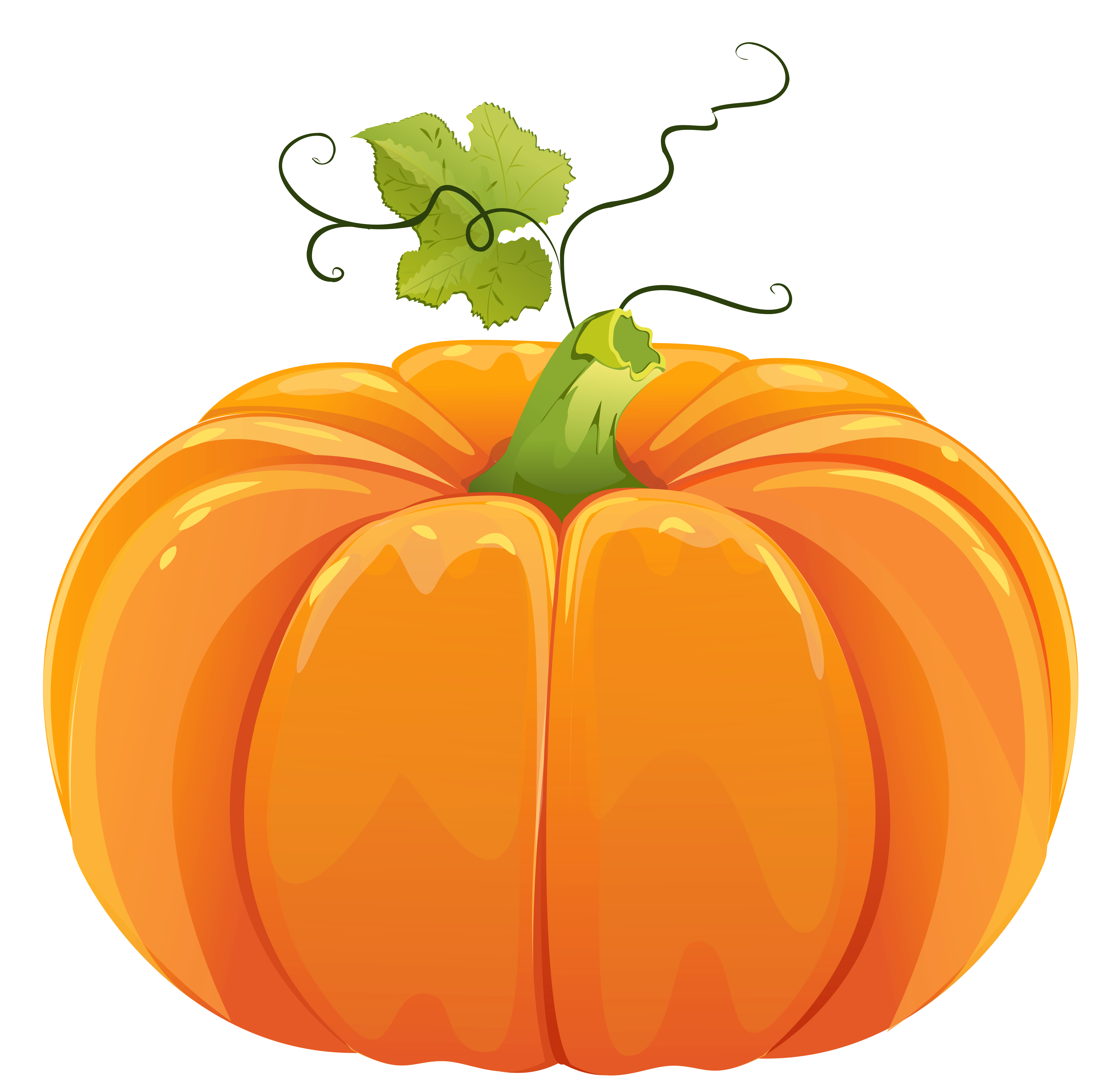 Vegetable clipart pumpkin  and clip clipart happy