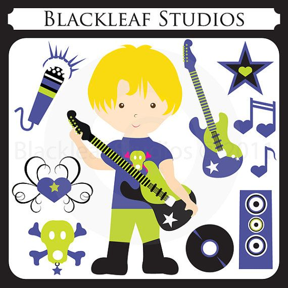 Punk clipart cowboy star Band Star images best boy