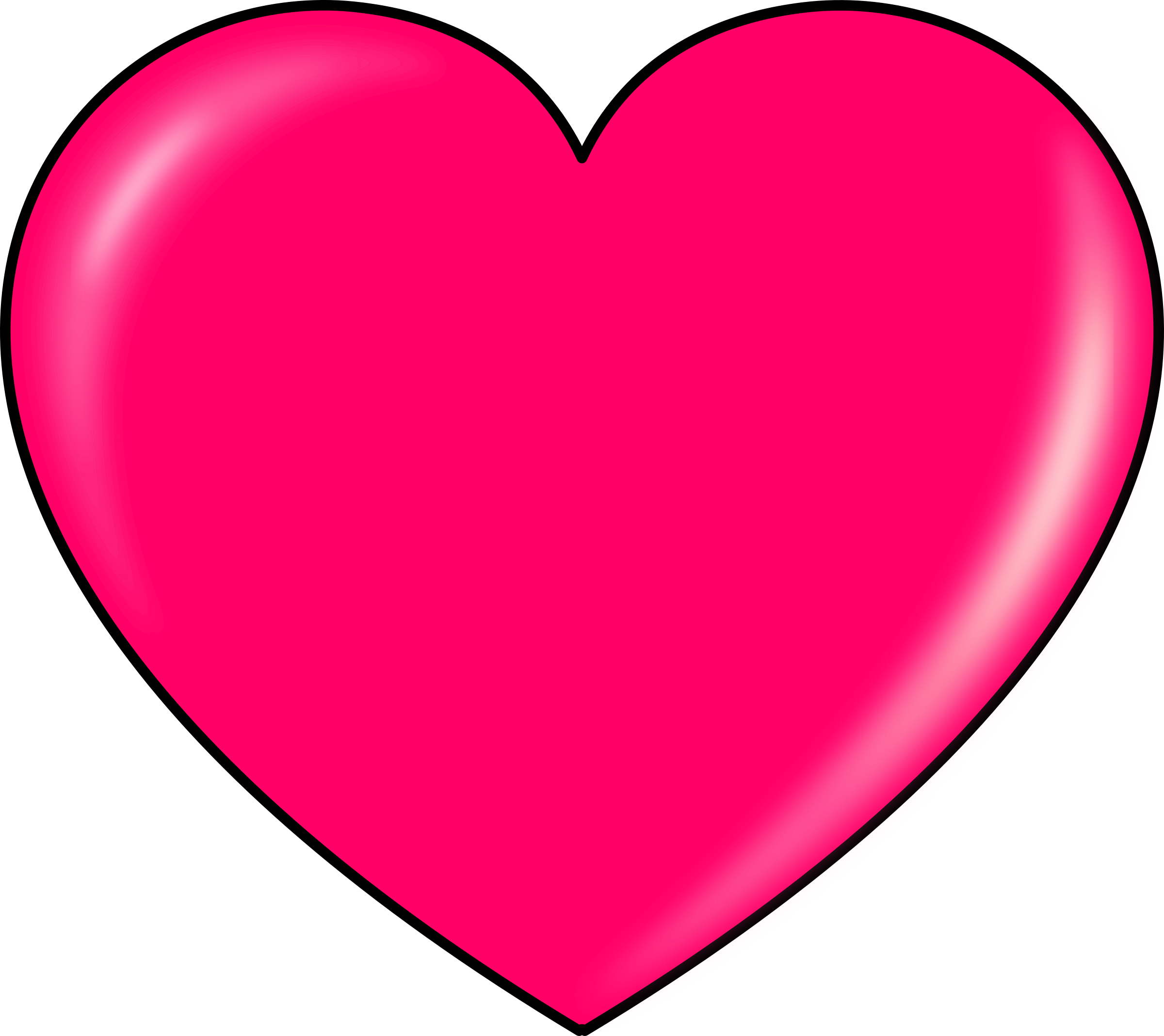 Hearts clipart joined Pink pink heart heart Clipart