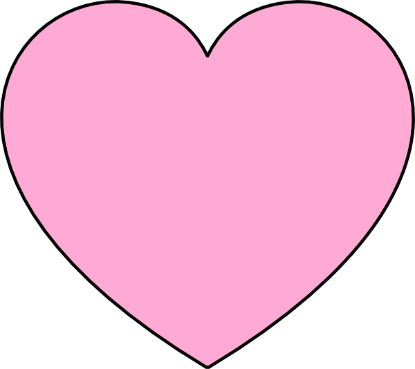 Hearts clipart baby pink Online art Clip clip this