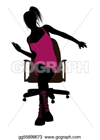 Punk clipart silhouette Silhouette A  on gg55898673