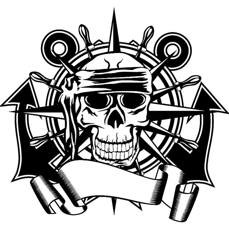 Compass clipart skull Kemudi Kematian Tengkorak Murah Halloween