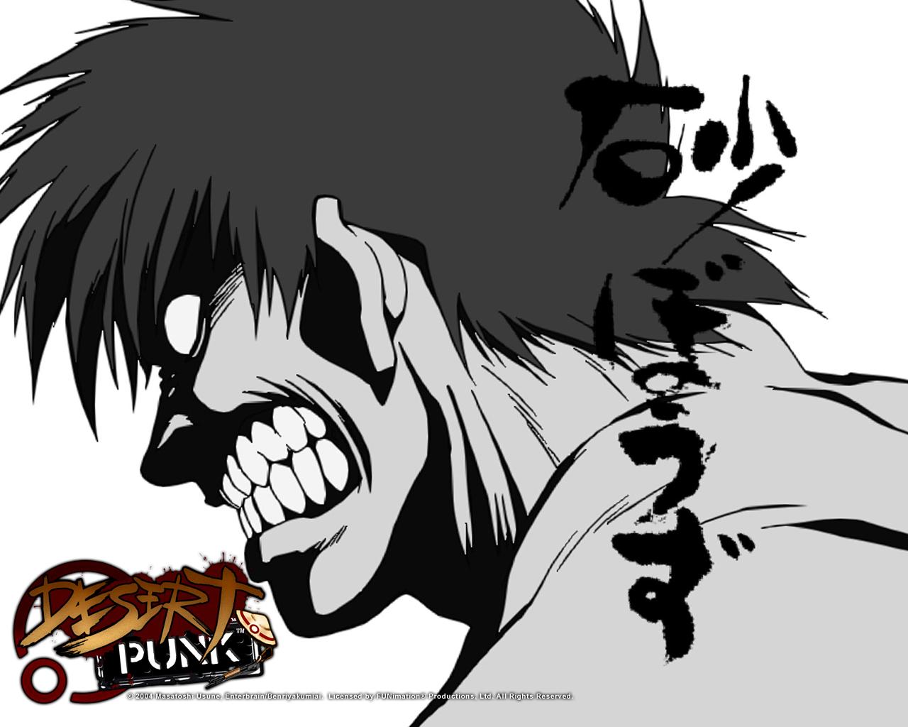 Punk clipart wallpaper Desert 1280x1024 Anime Wallpapers Wallpaper