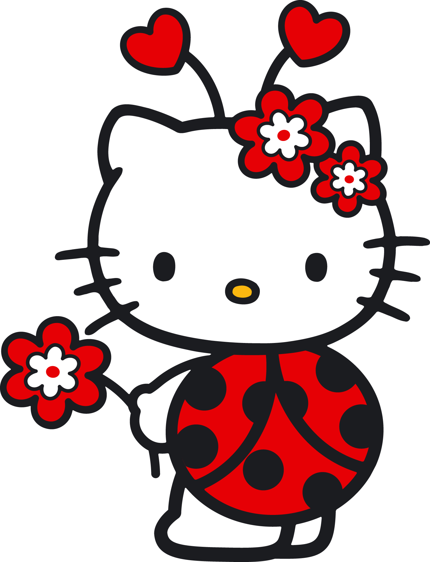 Bees clipart hello kitty Cliparts Kitty Punk Wallpapers Cliparts