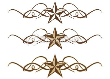 Punk clipart western star Western western designs Logo Illustration