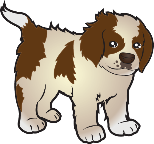 Puppy clipart 7 3 clipart image Puppy