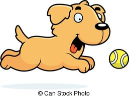 Ball clipart dog Cartoon Ball  art clip