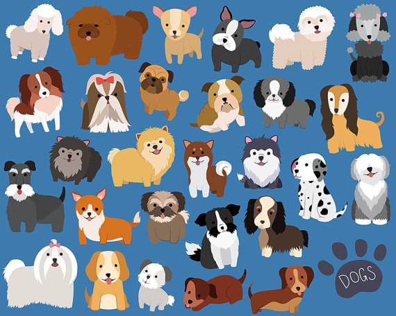 Drawn puppy clip art Elements 29 Cute PNG Clipart