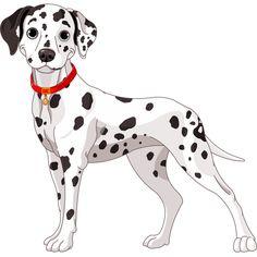 Pit Bull clipart spotted dog  Dog on Beagle ~timmcfarlin