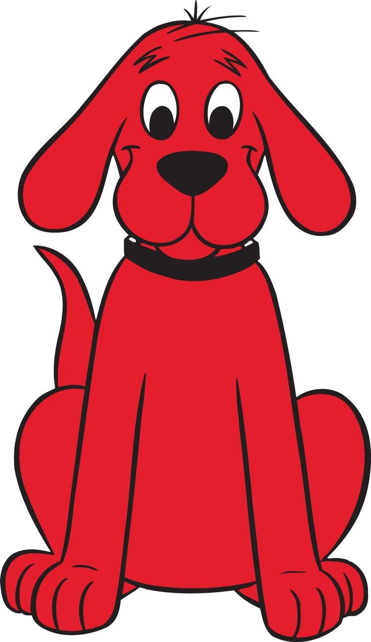 Clifford clipart birthday Cartoon Best Big Red 25+