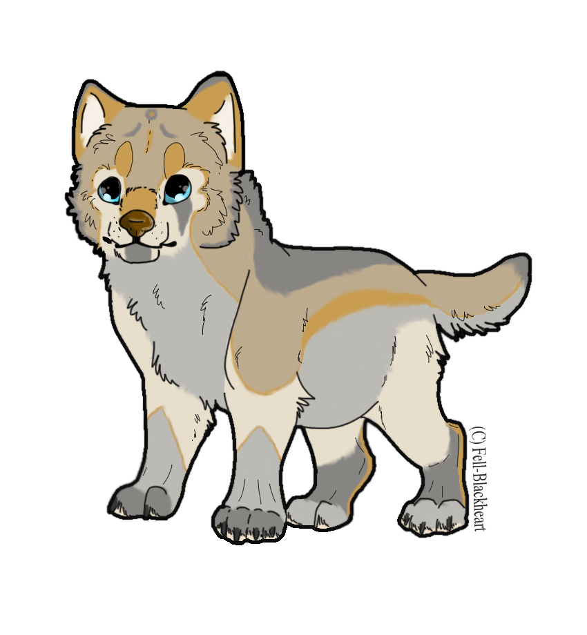 Wolf clipart wolf pup Pup Collection at wolf clipart