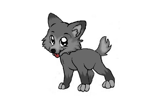 Wolf clipart wolf pup Clipart pup clipart pup Wolf