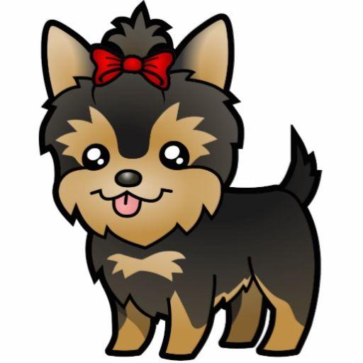Yorkies clipart poodle  Clip YORKIE Pinterest PAWS