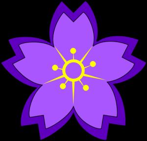Purple clipart Clipart collection clipart Flower Purple