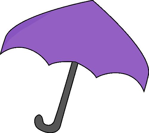 Purple clipart Clip umbrella purple umbrella purple