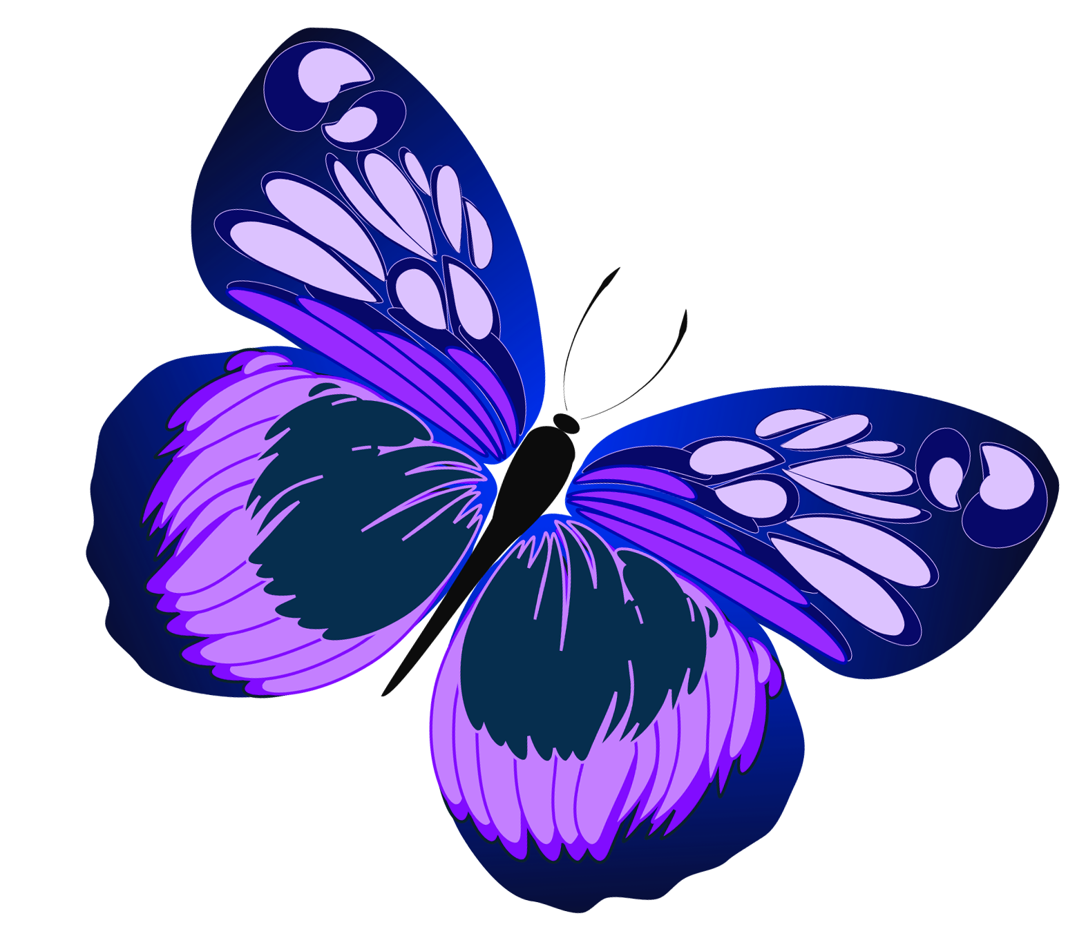 Mauve clipart Butterfly pink%20and%20purple%20butterfly%20clipart Panda Clipart Clipart