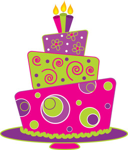Cake clipart cute And Cakes Clip Clipart Images
