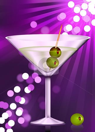 Purple clipart martini glass #14