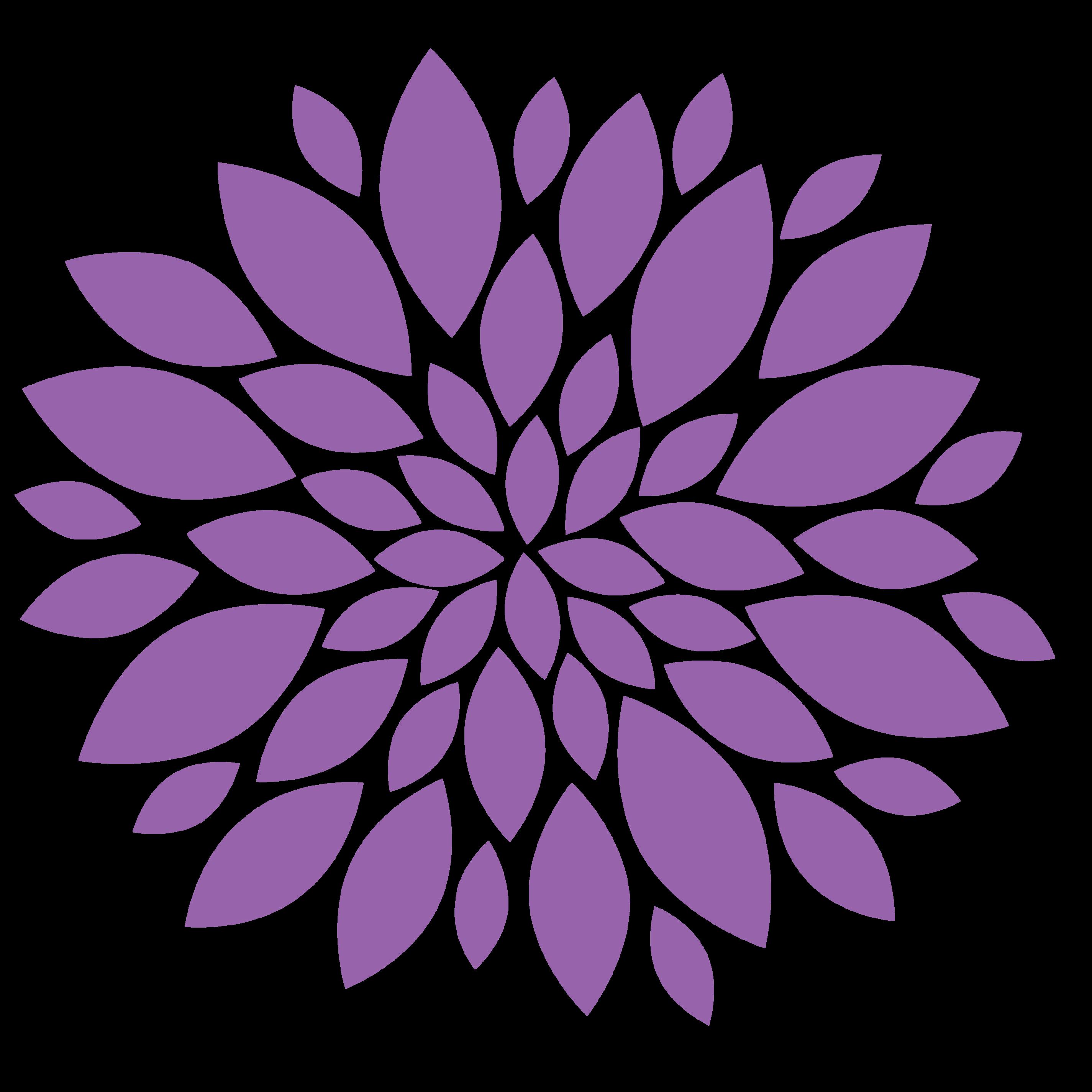 Purple Flower clipart Flower Flower Collections Flowers Art