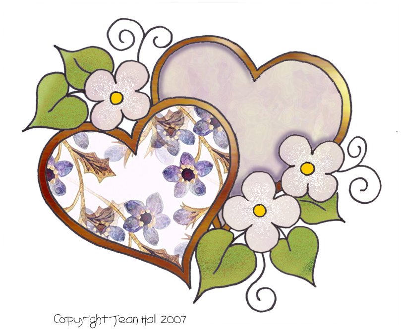 Purple Rose clipart love #4