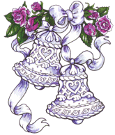 Ring clipart purple wedding Floral White for Graphics Weddings