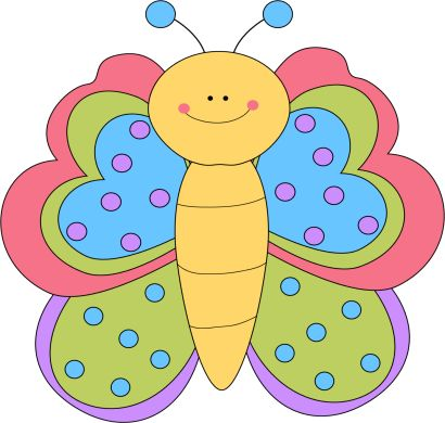 Bug clipart cute butterfly 85 images Butterfly Clip Pretty