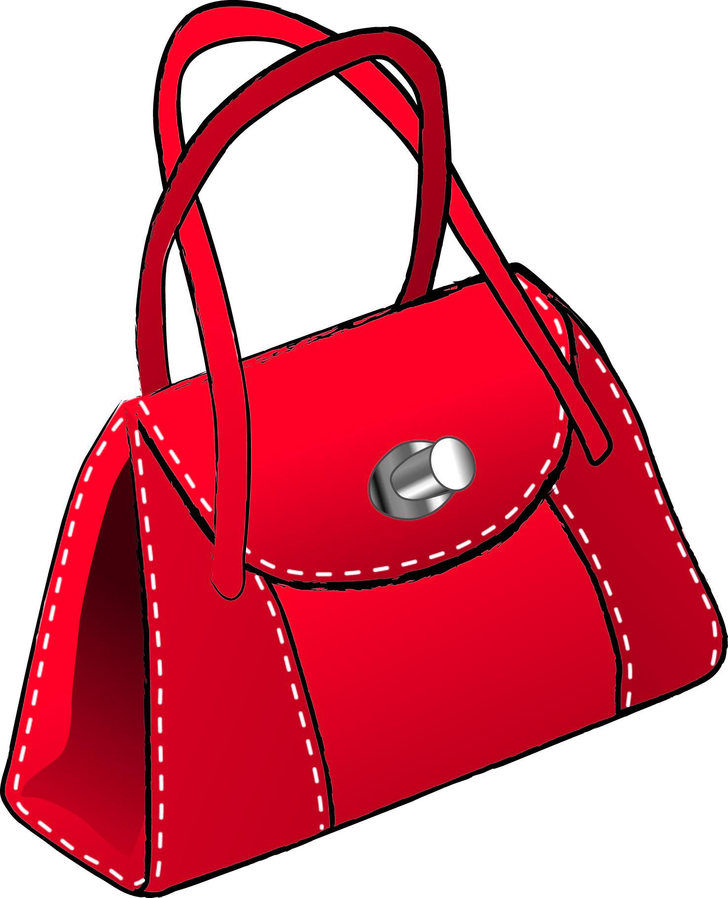Purse clipart Purses image Handbag  of