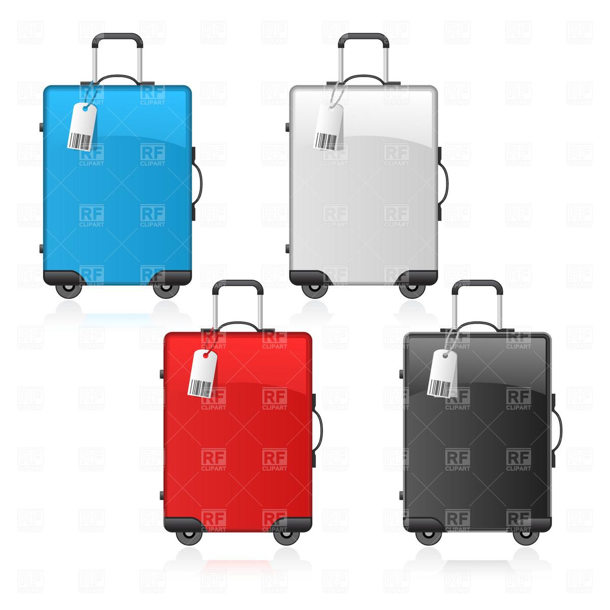 Purse clipart black suitcase (5000) Clipartwork Clipart — Suitcase