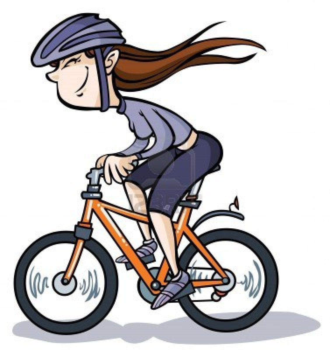 Pushbike clipart circus Animated bicycle Kid bike riding