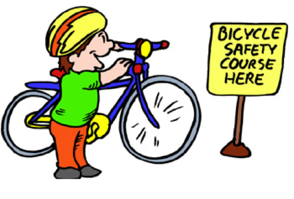 Bike clipart bike rodeo Rodeo Bike Cliparts Cliparts safety